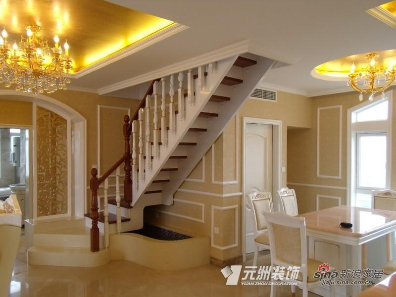 欧式 三居 客厅图片来自用户2746948411在【多图】144平欧美风情29的分享