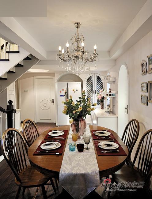 欧式 三居 餐厅图片来自用户2746948411在220平低调奢华公主复式房64的分享
