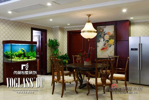 混搭 别墅 客厅图片来自用户1907655435在【多图】300平混搭风格设计完美之家77的分享
