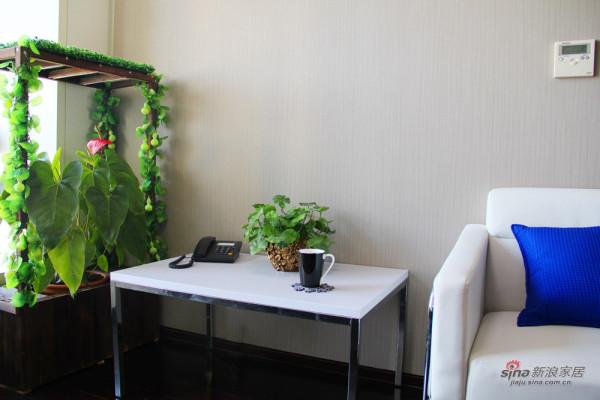 生态环保客厅设计