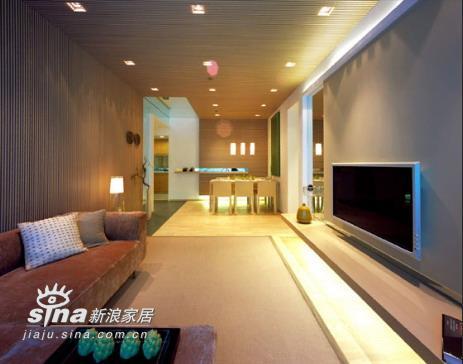 其他 跃层 客厅图片来自用户2558757937在光之衍58的分享