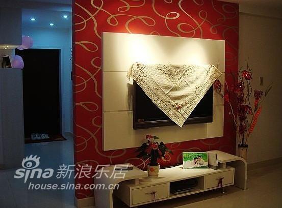 简约 二居 客厅图片来自用户2558728947在不求奢华的实用家36的分享