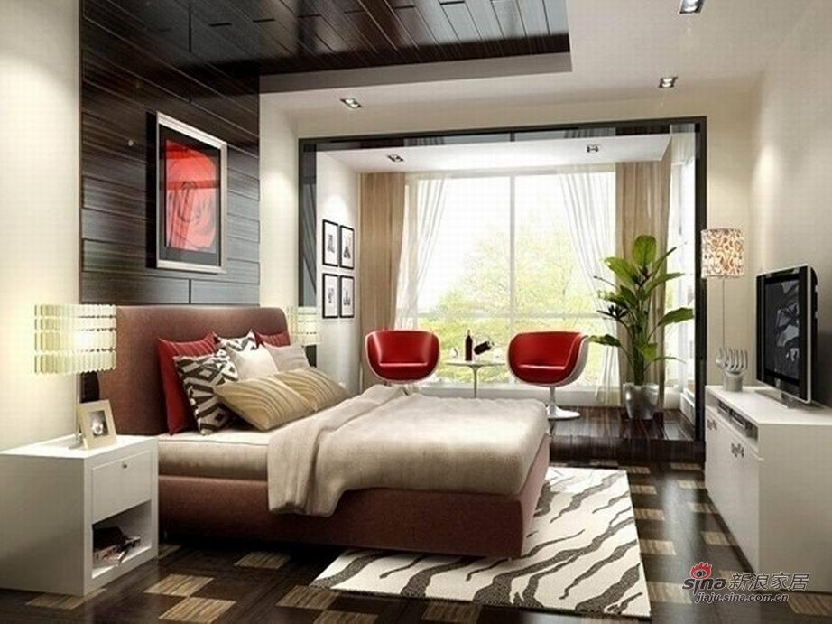 简约 三居 卧室图片来自用户2557010253在我的专辑614009的分享