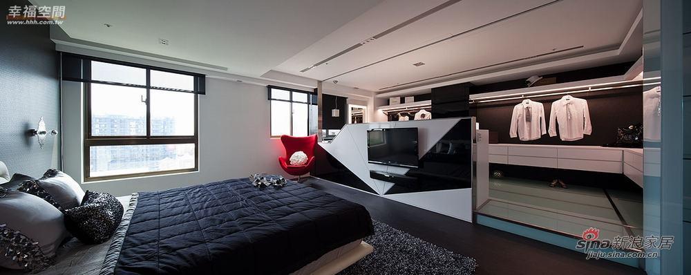 现代 二居 卧室图片来自幸福空间在我的专辑491787的分享