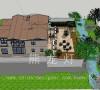 熊龙灯-格拉斯小镇-美式乡村-欧式中式元