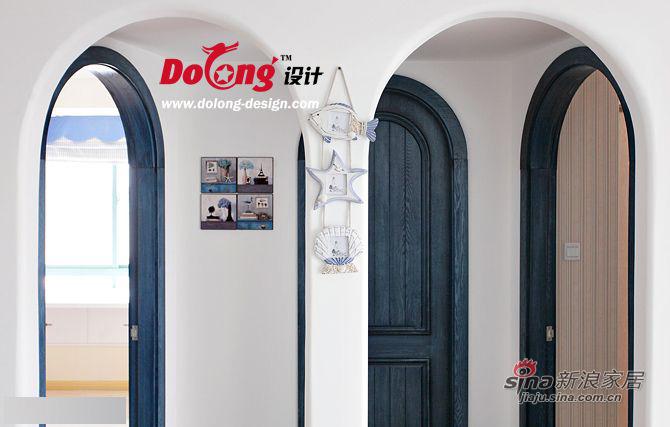 简约 三居 客厅图片来自用户2737735823在110平实景地中海3居 酷夏的宜人清爽40的分享