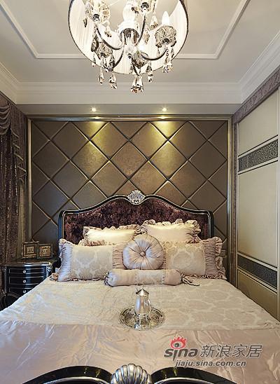新古典 三居 卧室图片来自用户1907701233在【高清】134平新古典精致大气3居26的分享