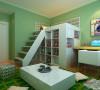 海马公园现代简约三居室设计效果图95