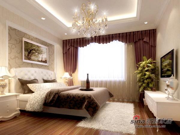 其他 三居 卧室图片来自用户2737948467在顺义新城古典简约风格46的分享