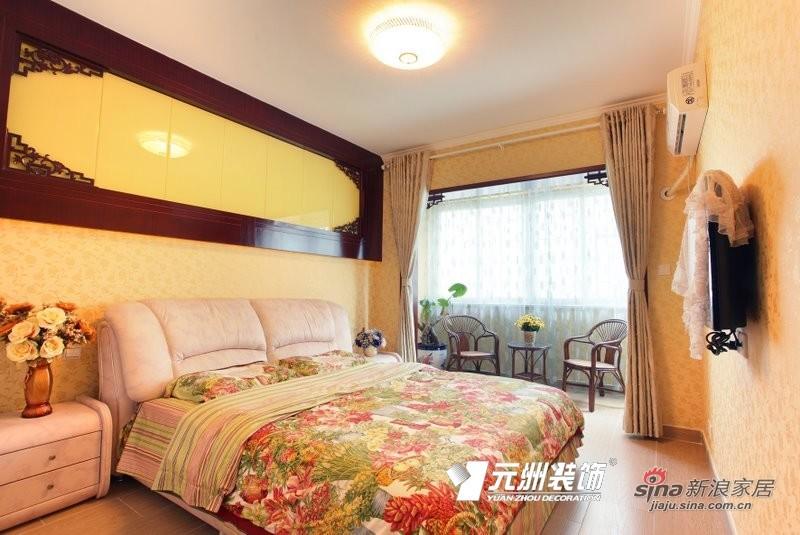 混搭 三居 卧室图片来自用户1907655435在【合家欢乐】133混搭风格美家70的分享