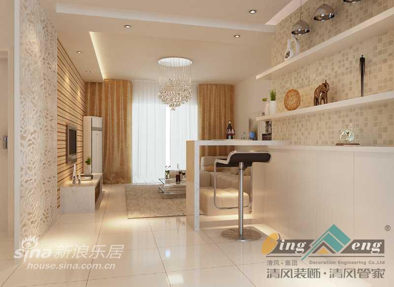 其他 别墅 客厅图片来自用户2558757937在苏州清风装饰设计师案例赏析969的分享