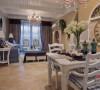 天津实创-13万富民河畔家园171平米地中海风格90