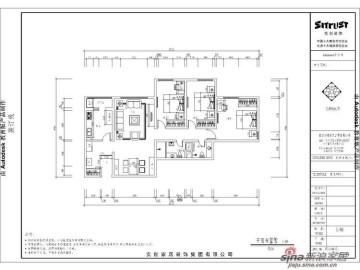 100平米豪华欧式之家15