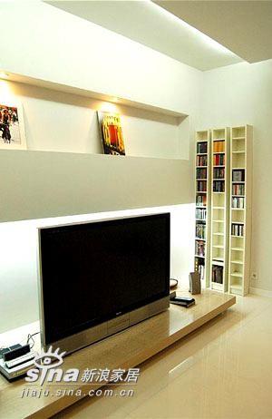 电视背景墙,装修简洁就好