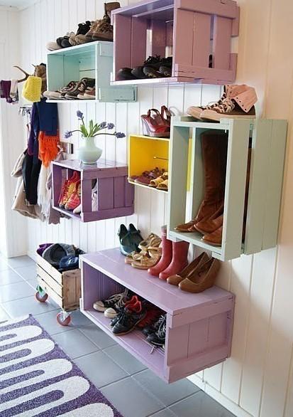 这是传说中的鞋柜吗?
