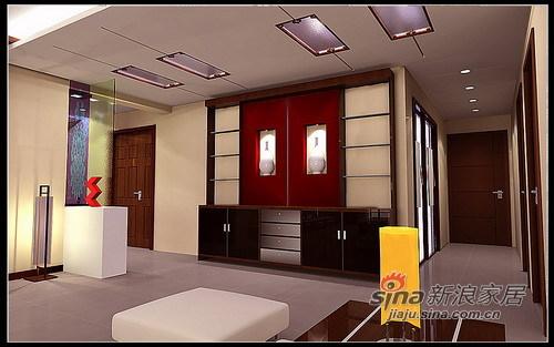 中式 三居 客厅图片来自用户2737751153在北沙滩中式风格95的分享