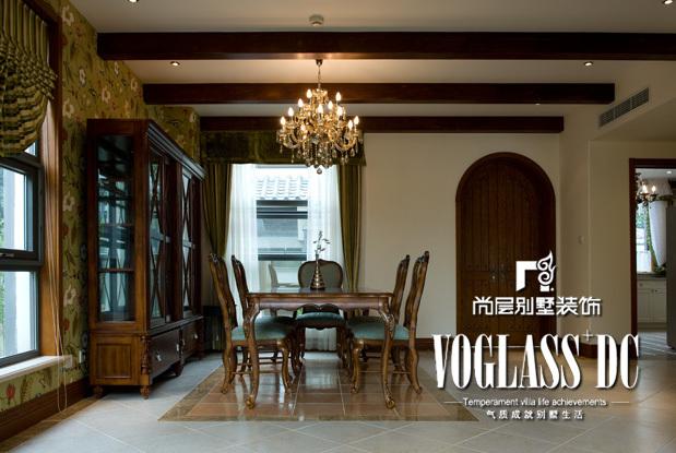 美式 别墅 餐厅图片来自用户1907685403在【多图】发现生活中的无限风景30的分享