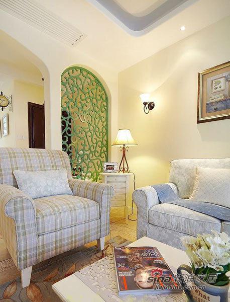 田园 客厅 国香园 苏州 北欧图片来自用户2772873991在loft的分享