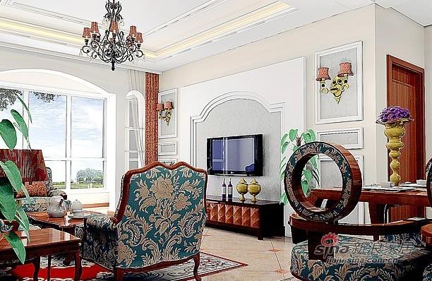 欧式 二居 客厅图片来自用户2557013183在王家滩32的分享