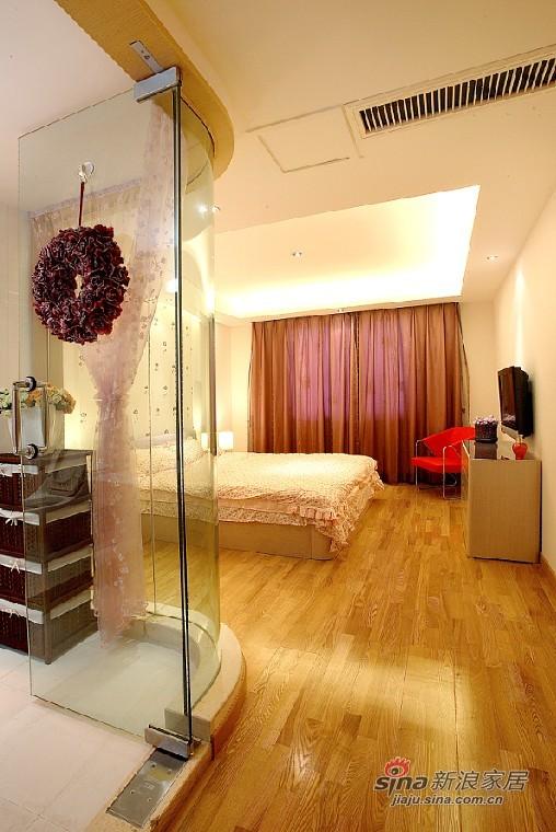 欧式 二居 卧室图片来自用户2746869241在8W打造的简欧风格20的分享