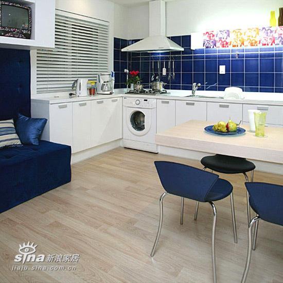 简约 其他 厨房图片来自用户2556216825在让人心动的韩式样板间36的分享