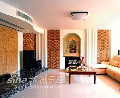 欧式 别墅 客厅图片来自用户2746889121在是有福设计-欧式72的分享