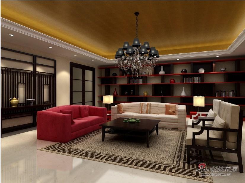 中式 四居 客厅图片来自用户1907696363在最美夕阳红秀出真我风采28的分享