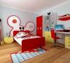 顽皮米奇--儿童房
