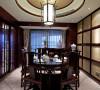 【多图】235平京基御景东方新中式豪宅设计51