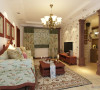 舒适温馨的两居室美式乡村设计45