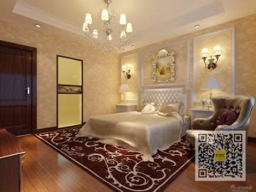 雍和家园简欧风格两居室61