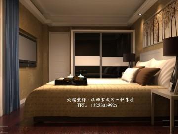 未来城雅居主题家庭装修设计52