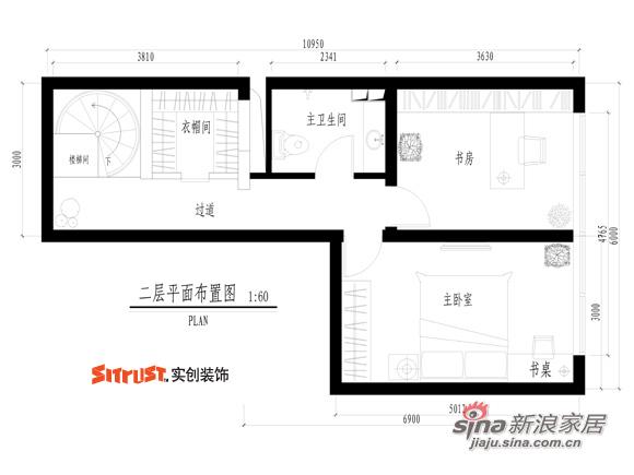 简约 loft 其他图片来自用户2738820801在8万打造北京像素120平loft简约风格83的分享