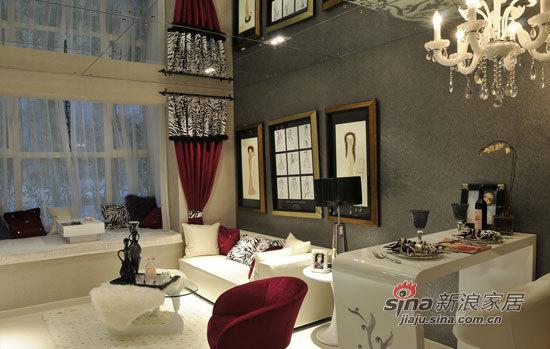其他 二居 客厅图片来自用户2558746857在72平绚丽色彩搭配完美二居室94的分享
