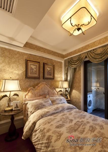 欧式 二居 卧室图片来自用户2772873991在荷塘月色欧式二居仅11.8万14的分享