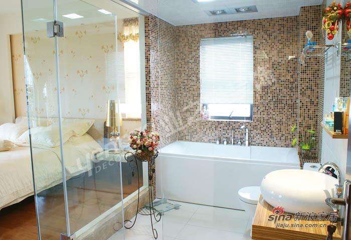 简约 四居 客厅图片来自用户2737782783在5万打造温馨现代风格4居56的分享