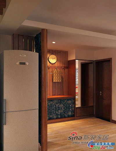 现代 三居 客厅图片来自用户2772355195在牛人花7.6万装修119平婚房堪比豪宅95的分享