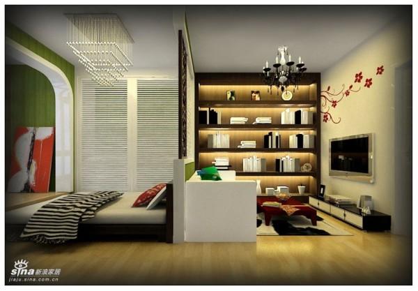 客厅和主卧