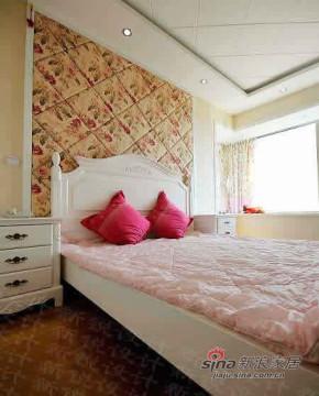 混搭 其他 卧室 小资 背景墙 地台图片来自用户2557006183在9万元打造独特的136平欧式古典家49的分享