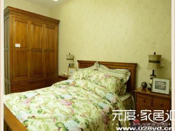 【多图】67平沉稳厚重简约两居室74