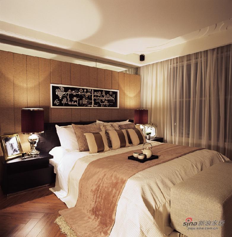 简约 别墅 卧室图片来自用户2557010253在紫玉山庄87的分享