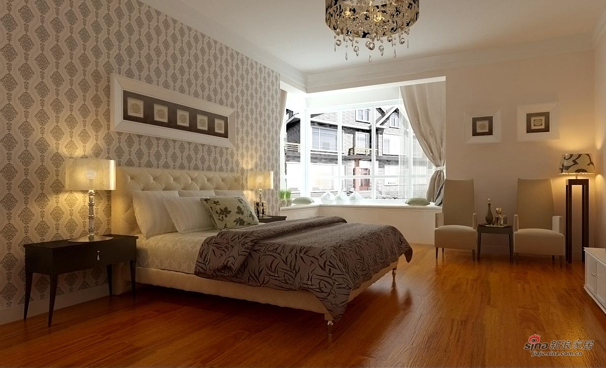 其他 四居 卧室图片来自用户2557963305在把感情融入的家装风格37的分享