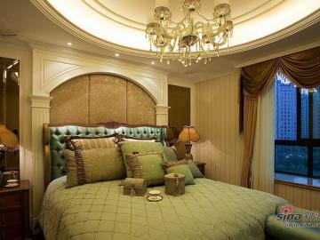 【高清】160平欧式温馨雅致3居室12