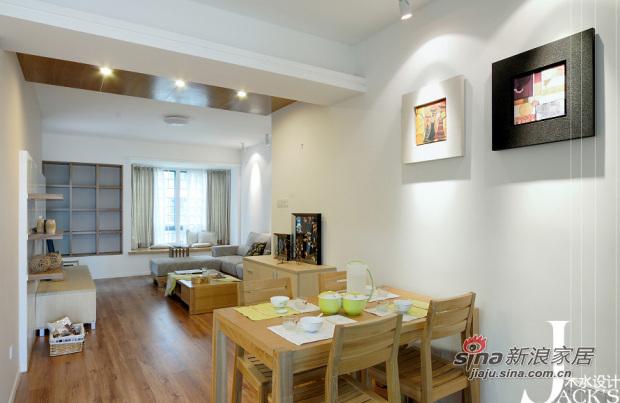 简约 三居 餐厅图片来自用户2737735823在8万装120平简约风尚温馨美家30的分享