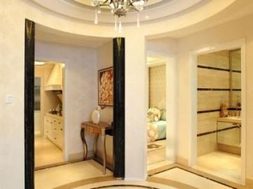 98平方怀旧现代混搭风格舒适3居室91