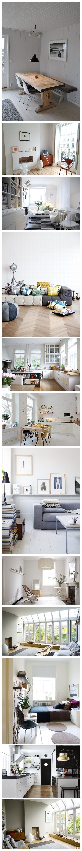 北欧设计崇尚原木韵味,以简约、现代著称,体现着北欧人对高品质生活的追求。原木色实木地板,全白色墙面,沙发造型简洁的家具……那些巧妙的空间布局,温馨的小角落,鲜明的色彩搭配,不加粉饰的木制地板不知吸引了多少人。