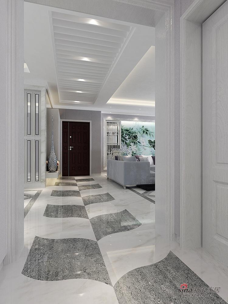 简约 复式 玄关图片来自用户2738845145在【高清】200平米大连欧式风格五房两厅72的分享