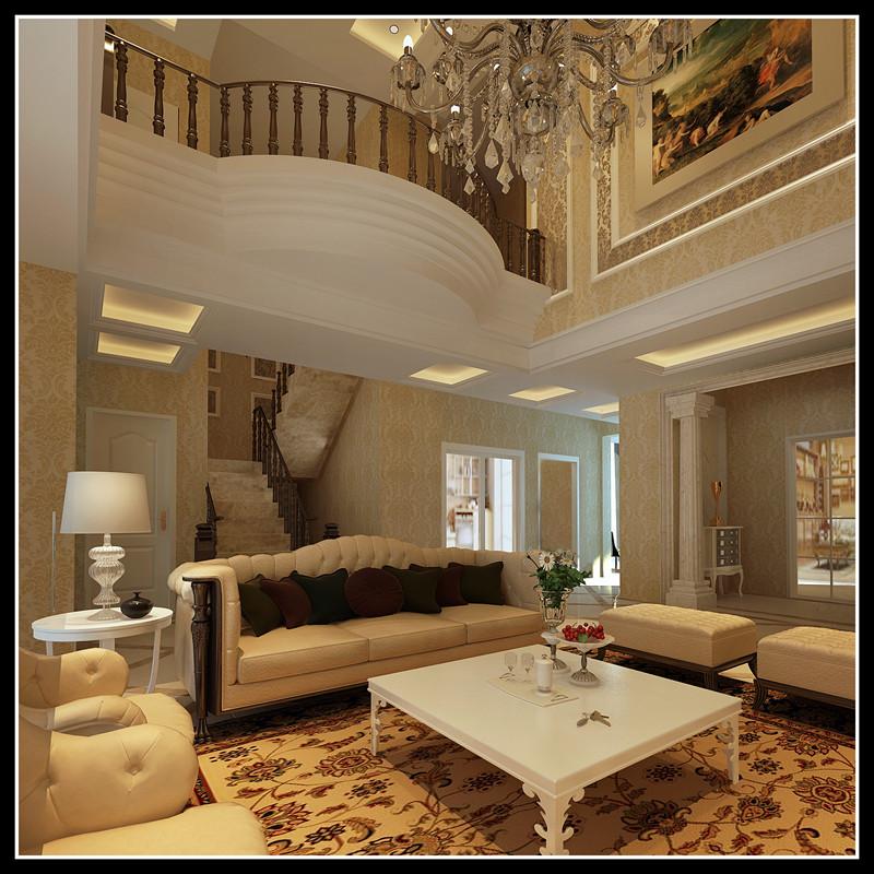 新古典 别墅 客厅图片来自用户1907664341在我的专辑399695的分享