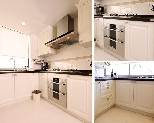 田园 二居 厨房图片来自用户2737946093在温馨时尚田园130平设计实景86的分享