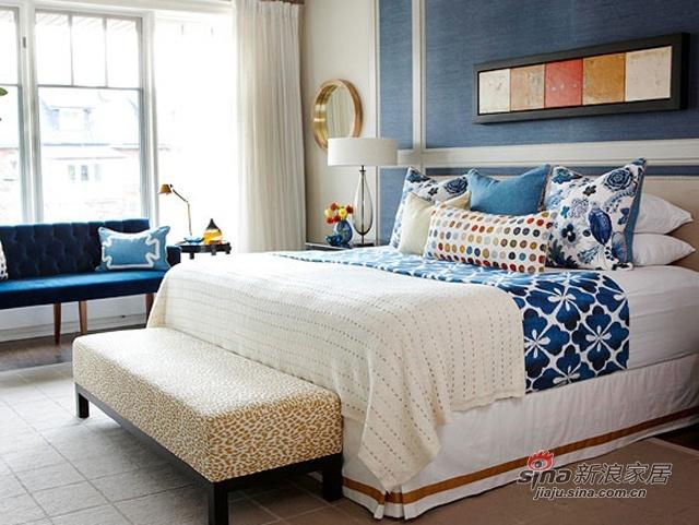 地中海 三居 卧室 舒适图片来自用户2756243717在混搭民族风80的分享